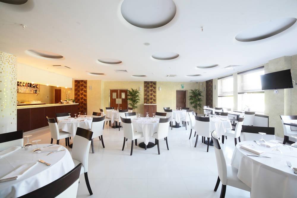 Restaurante de cinco estrellas