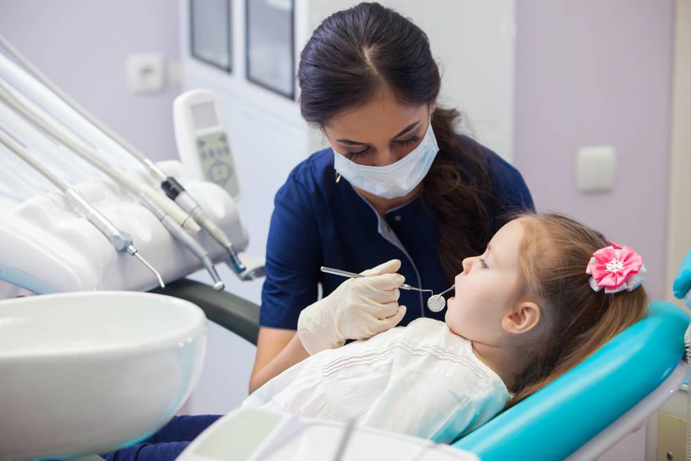 Los niños y lu salud dental